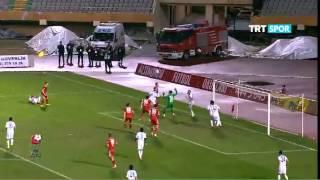 Altınordu:1 - Adana Demirspor:3