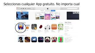 Como Crear Una Cuenta En El iTunes Japón Sin Tarjeta de Crédito o Débito thumbnail
