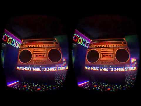 New Retro Arcade - Oculus Rift DK2 - www.glianni80.it