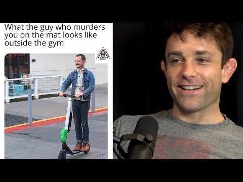Jiu Jitsu Meme Review with Ryan Hall