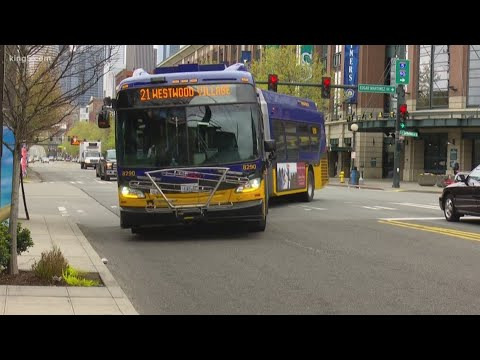 Seattle Student Develops New Bus Tracker To Help Commuters