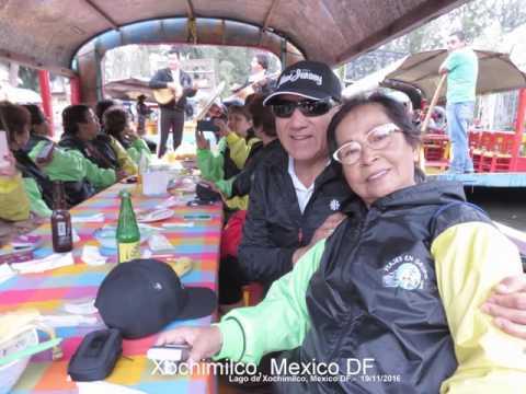 De Morelia a Mexico DF: Tour Mexico2016; 19NOV16
