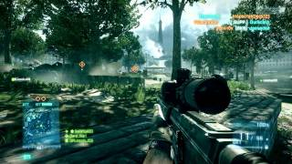 Battlefield 3 PC Beta Quick Play HD