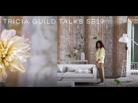 Tricia Guild a Designers Guild új, tavaszi kollekciójáról