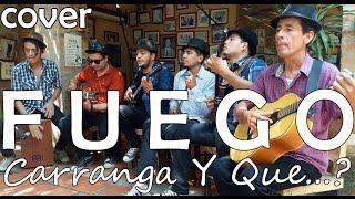Juanes - Fuego (Cover)