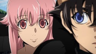 YB Review #3 of Mirai Nikki (Future Diary)