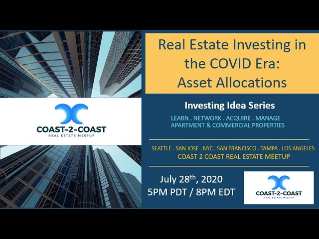 Coast-2-Coast Webinars Investing Idea Series - Asset Allocation