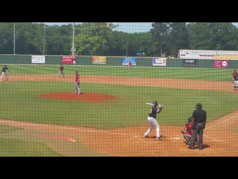 James Harris big bat gets it done against New Mexico Solar Sox at Sandy Koufax Word Series 2016