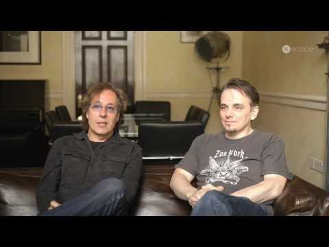 Porcupine Tree - Gavin Harrison and Richard Barbieri discuss Octane Twisted (part two)