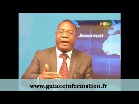 Togba Césaire Kpogomou, ministre de la Communication s'invite pendant 30 mn à la RTG
