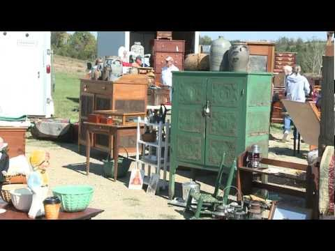 Don't Expect To Get Rich With Antiques news reel package