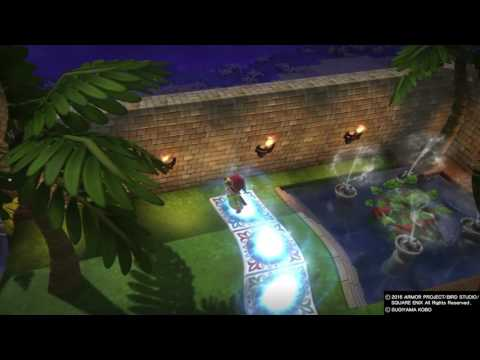 Download Youtube: DRAGON QUEST BUILDERS - Thalamus's puzzles Chapter 2