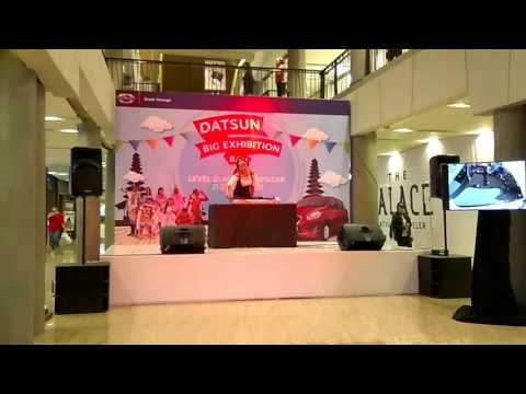 Datsun Big Exhibition Bali