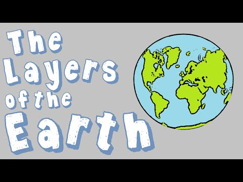 The Layers of the Earth (A Science Parody)
