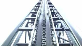 The World's Steepest Freefall Rollercoaster Opens at Thorpe Park