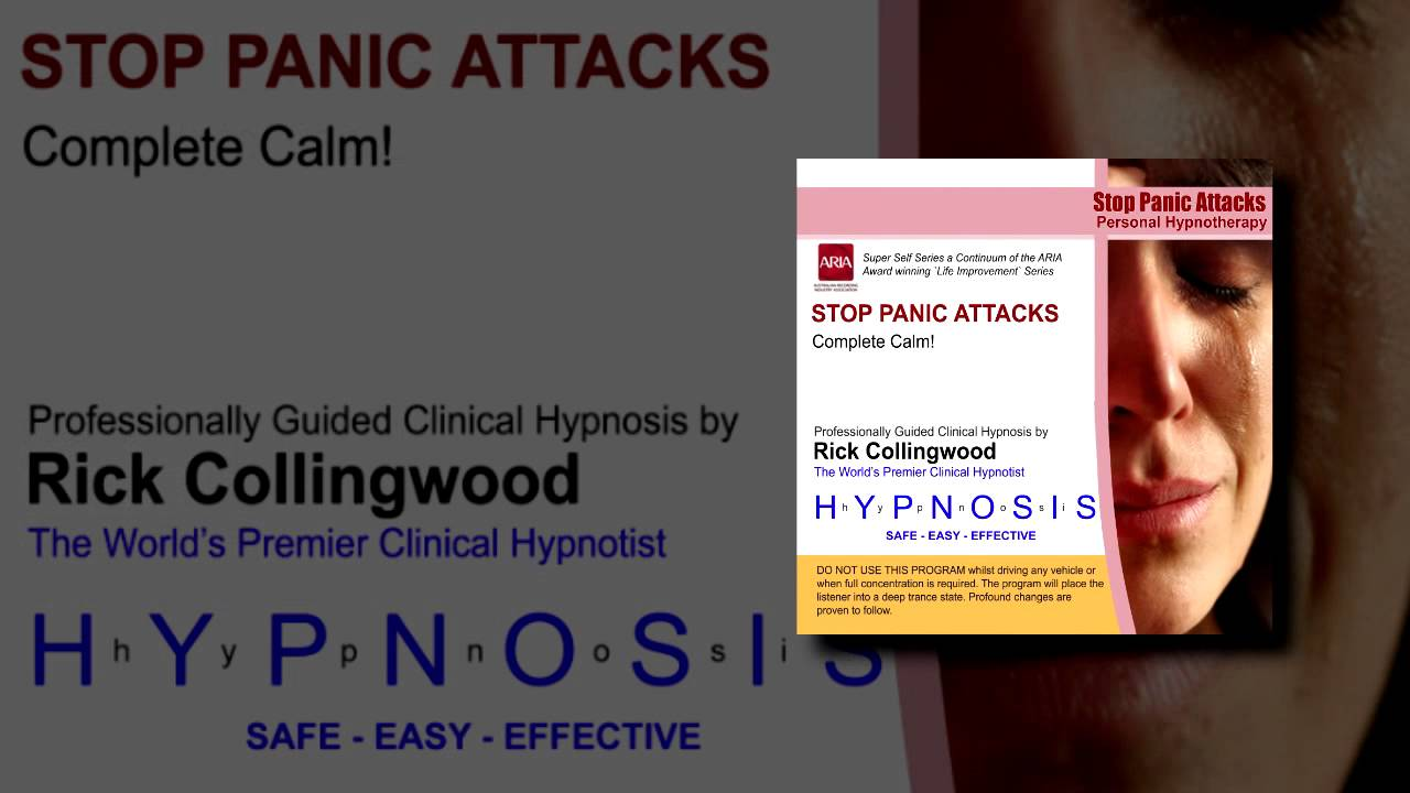 Super Self Hypnosis MP3s | Rick Collingwood Hypnosis And The