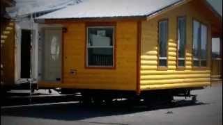 Kit Homebuilders West Present: The Mountain Cabin
