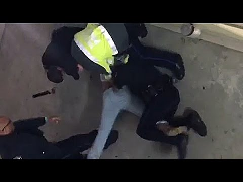Cops Beat And Taser Students For Noise Complaint (VIDEO)
