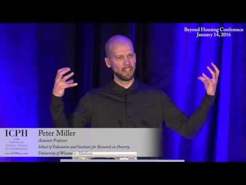 Peter Miller at Beyond Housing 2016