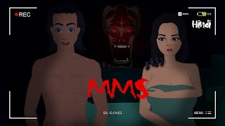 College MMS | hindi animated horror stories