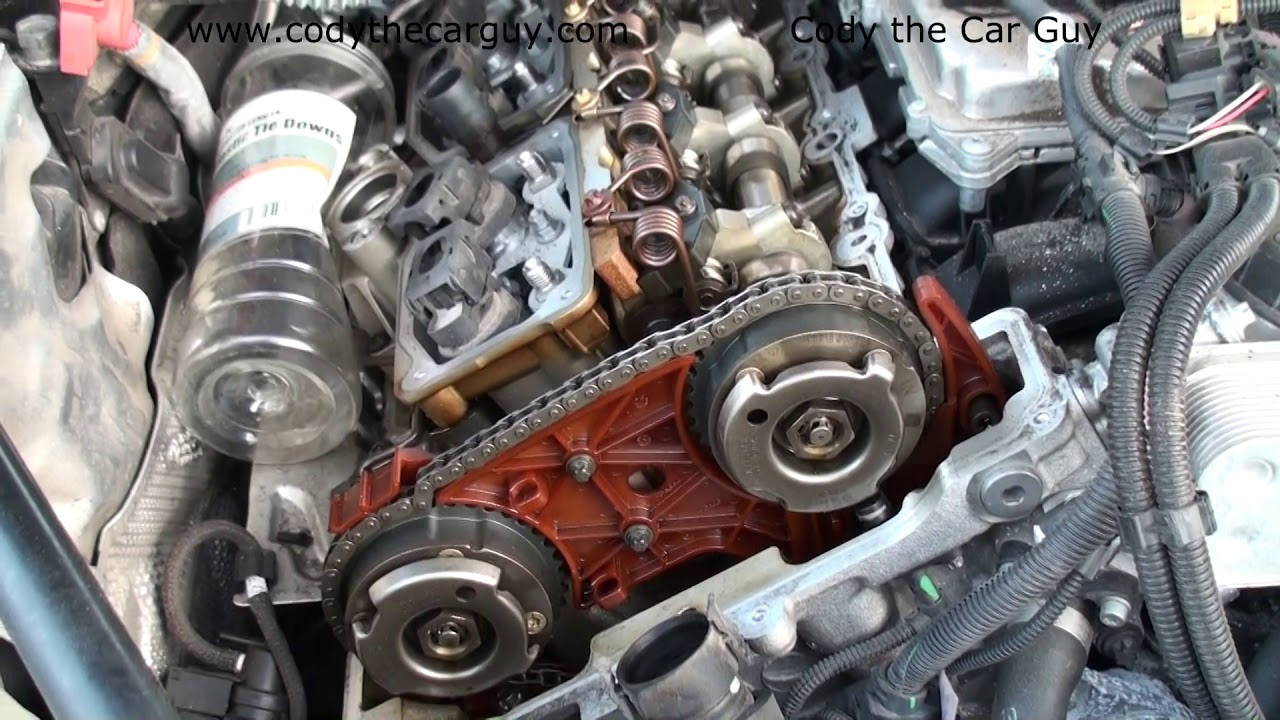 beware   bmw  turbo engine timing chain youtube