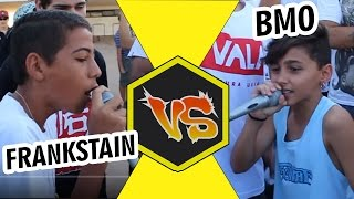 BMO VS Frankstain | Batalha de RAP do Museu