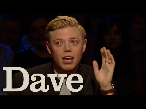 Rob Beckett Has Lost His Mind Twice | Alan Davies: As Yet Untitled | Dave