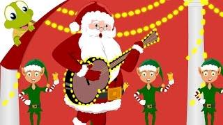 Best Christmas Songs and Carols   Christmas Compilation   Santa Claus Xmas