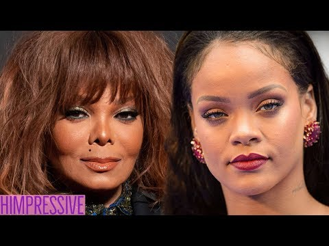 Rihanna IS GETTING BIG LIKE Janet Jackson (YOU MUST SEE THIS)
