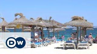 انخفاض عدد السيّاح البريطانيين في مايوركا | الأخبار
