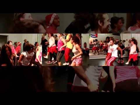 ZUMBA® CUBA BRAZIL   Stage Noel 211214