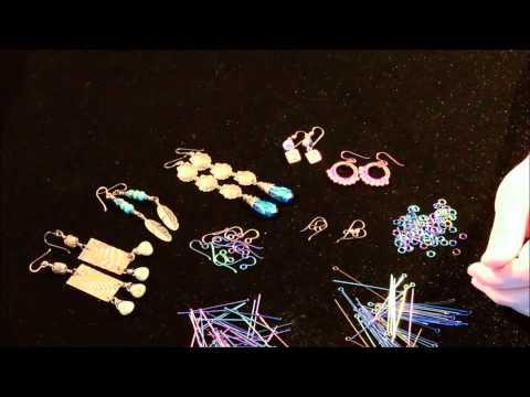 Benefits of Niobium Jewelry Findings