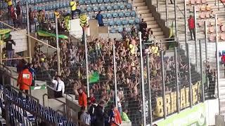 Brigade Loire:Rc Strasbourg-Fc Nantes Part 29 2017/2018 L1