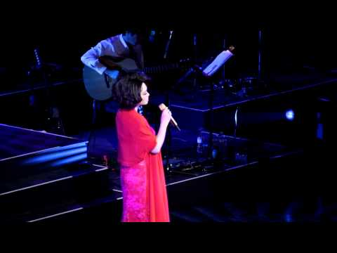 Tsai Chin 蔡琴 - Golden Melody Concert 2012 - 明月千里寄相思
