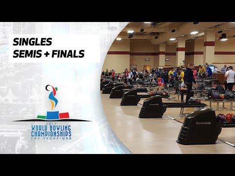 Singles Semi Finals & Finals - World Bowling Championships 2017