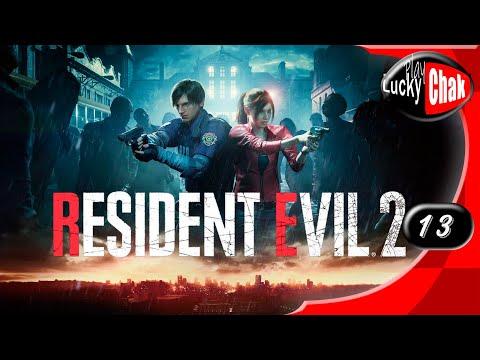 Resident Evil 2 Remake прохождение - Первый Босс #13 [4K 60fps]