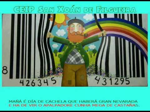 KARAOKE Apalpadore. CEIP SAN XOÁN DE FILGUEIRA. Nadal 2011