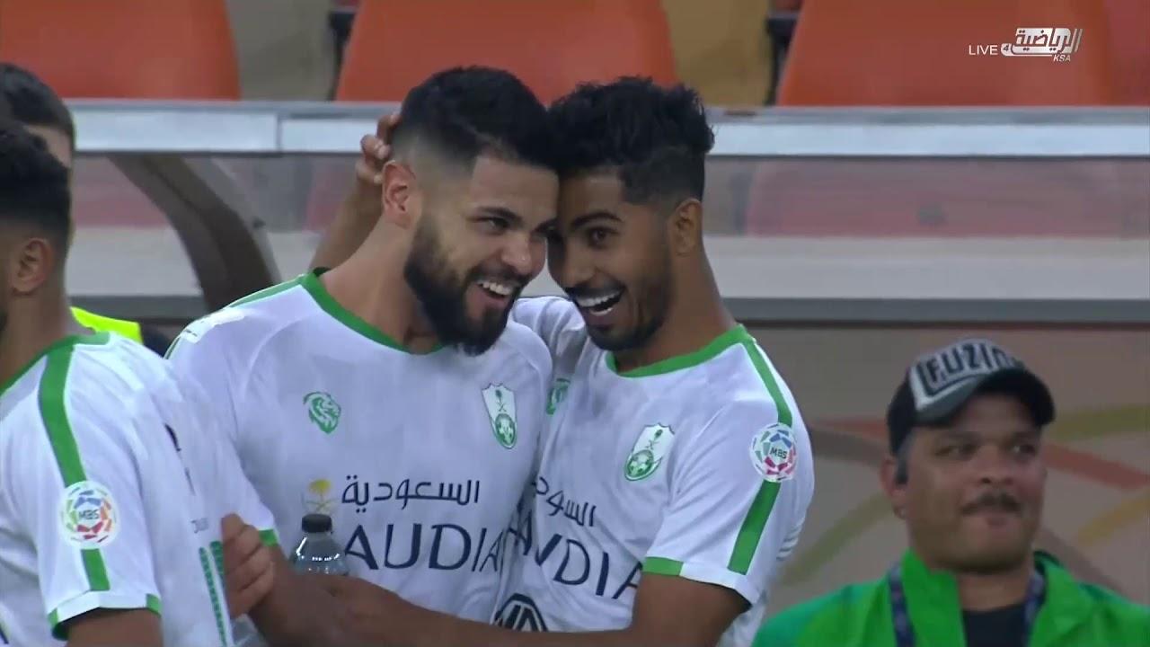 ملخص أهداف مباراة الأهلي 5 - 1 ضمك  | الجولة 12 | دوري الأمير محمد بن سلمان للمحترفين 2019-2020