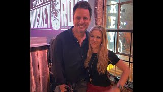 "Corri English & Charles Esten -  ""If a Wine Could Choose Lips"" 