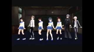 Download [MMD] Crazy Night ≈ Corpse Party [MODELS DL] MP3 song and Music Video
