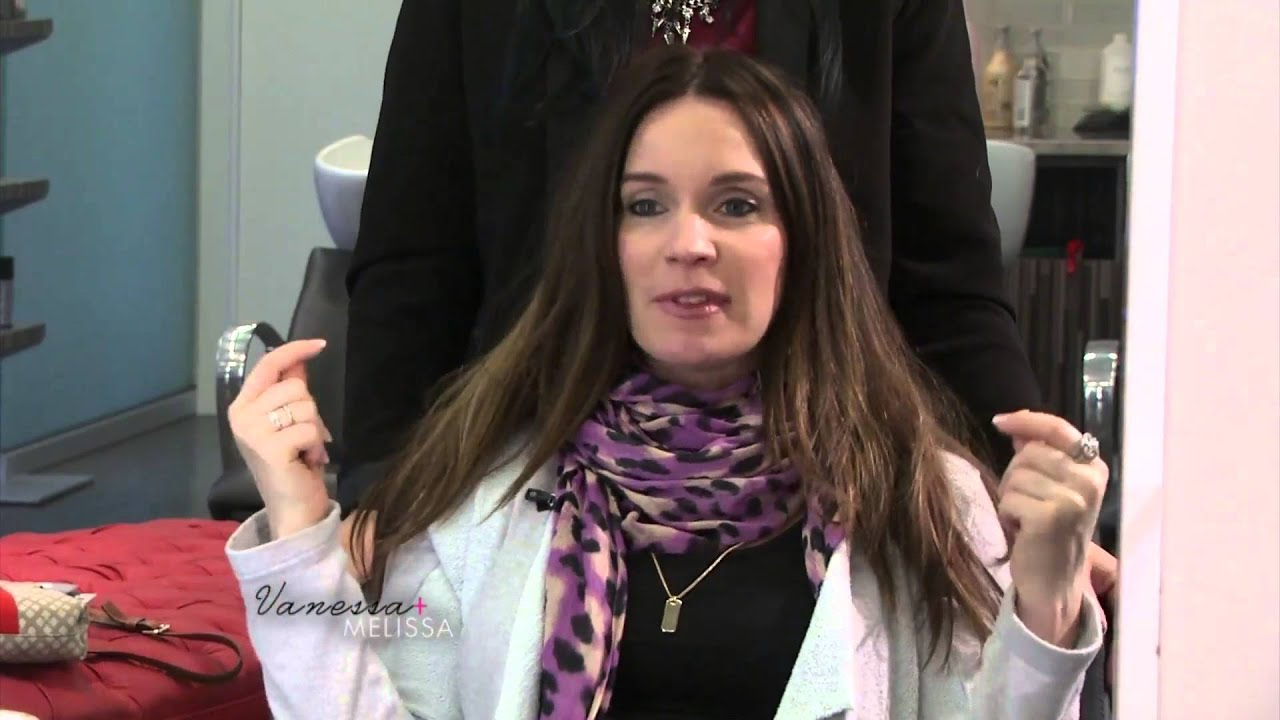 Tips for Changing Your Hairstyle - Vanessa & Melissa - YouTube