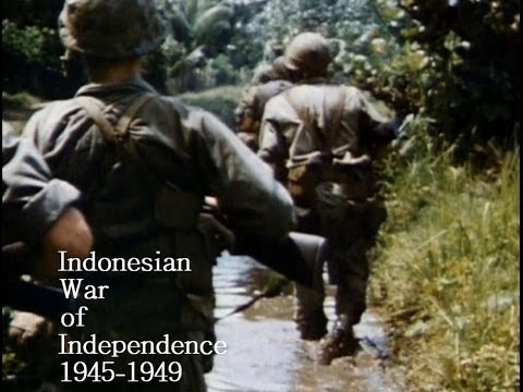 Indonesian War of Independence 1945-1949