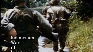 Video Indonesian War of Independence 1945-1949 download MP3, 3GP, MP4, WEBM, AVI, FLV April 2018