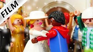 Playmobil Film deutsch HANNAHS HOCHZEIT - Wen heiratet sie als Erwachsene? Kinderfilm Familie Vogel