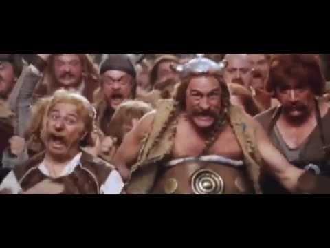 Random Movie Pick - Asterix and Obelix versus Cesar / Astérix et Obélix contre César (1999) - Trailer YouTube Trailer