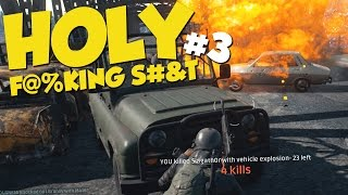 HOLY F@%KING S#&T #3 - PU BATTLEGROUNDS Funny Moments