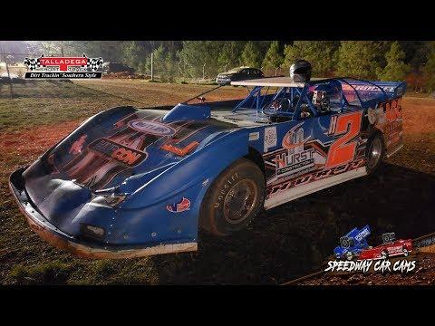 #H2 Todd Hurst - 604 Crate - 3-29-19 Talladega Short Track - In Car Camera