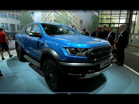 FORD RANGER RAPTOR SPECIAL EDITION OFFROAD PICK-UP X MODEL  WALKAROUND + INTERIOR