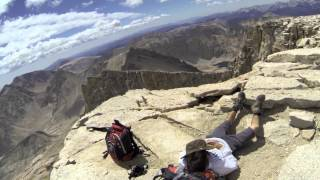 Mt. Whitney One Day Hike with a GoPro HERO3