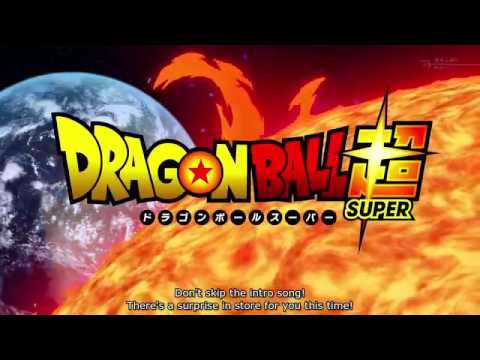 Dragon ball super title song in English